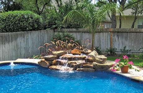 inground pools with rock waterfalls. 1.rock-waterfalls-inground-pool-AUSTIN.jpg Inground Pools With Rock Waterfalls