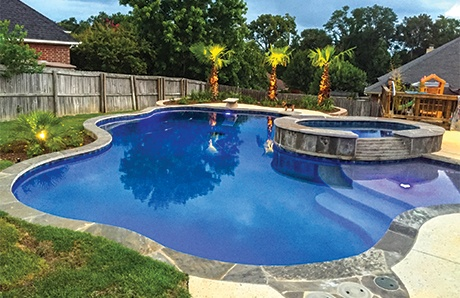 free-form-pool-with-raised-spa