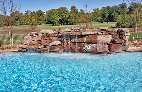 inground pools with rock waterfalls. 12.rock-waterfalls-inground-pool-ST LOUIS 1.jpg Inground Pools With Rock Waterfalls