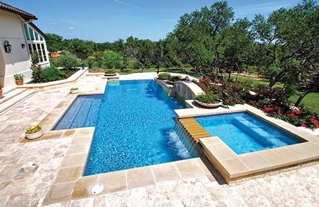 geometric-pool-with-square-spa
