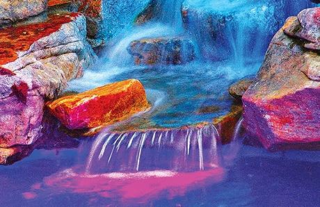 9.rock-waterfalls-inground-pool-LED LIGHTS.jpg