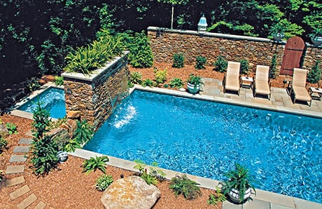 Lap Pools For Swimming At Home Deliver Benefits That Public Pools Can T