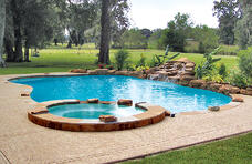 accent-rocks-on-gunite-spa