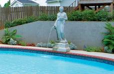 classic-figurine-on-pool