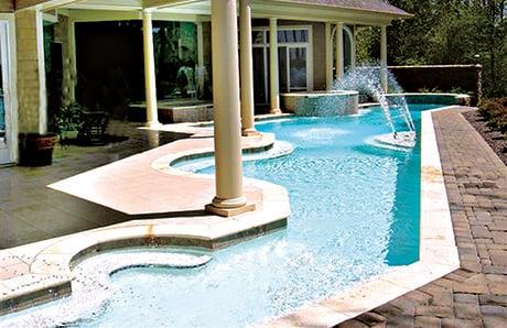 Concrete Pools Ensure Best Versatility for Size, Shape ...