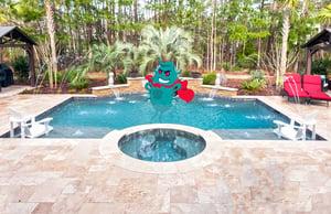 evil-microbe-in-swimming-pool