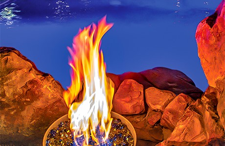fire-bowl-rock-waterfall