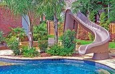 free-standing-pool-slide
