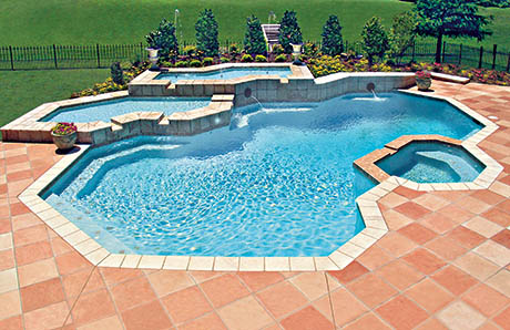 Inground Pool Prices: Do larger pools cost more? Do small pools save on freeform pool cost, pool installation cost, viking pools cost, pool house cost, gunite pool cost, above ground pool cost, backyard pool cost, pool table cost, screen porch cost, hot tub cost, vinyl pool cost, 2 car garage cost, pool resurfacing cost, custom pool cost, pool slide cost, patio pool cost, swimming pool renovation cost, lap pool cost, indoor pool cost, fiberglass pool cost,