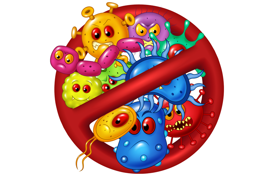 microbe-cartoon