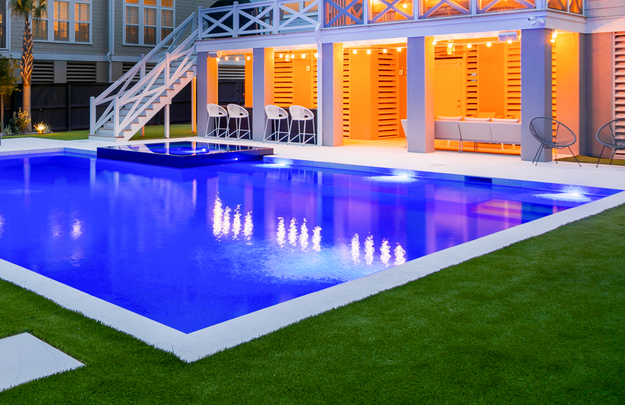 rectangle-swimming-pool-with-purple-lights