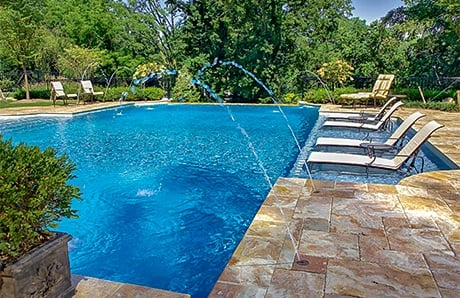 Amazing Add A Baja Shelf To An Existing Swimming Pool During A Remodel Unemploymentrelief Wooden Chair Designs For Living Room Unemploymentrelieforg