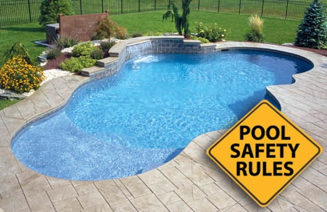 Safety Rules For Your Backyard Swimming Pool