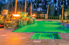 swimming-pool-with-green-lighting