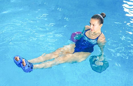 10 Water Activities To Lose Weight Swimming Pool Fitness