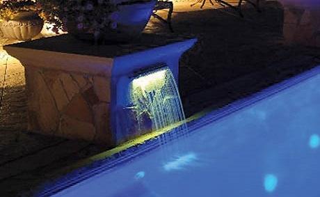 8.pool-cascade-waterfall-lighted-short-pillar