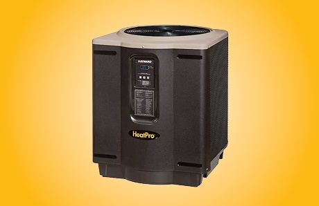 Hayward inground pool heat pump