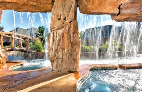 Awesome 3.Pool_spa_grotto_interior_Oklahoma_City