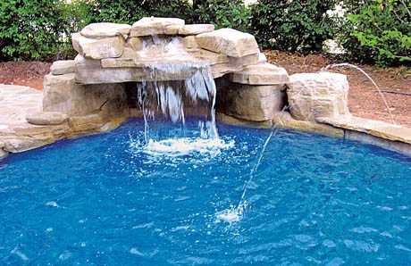 9mini_pool_grotto_with_laminar_jet_charlotte - Swimming Pools With Grottos