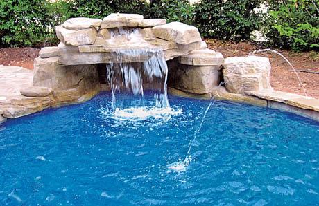 9Mini Pool Grotto With Laminar Jet Charlotte
