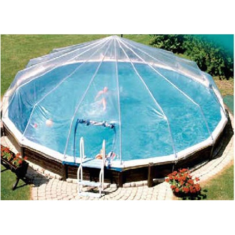 inflatable pool dome