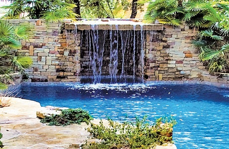 Swimming Pools With Grottos blue haven pools & spas