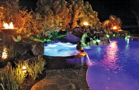 7._Swimming_Pool_Multicolor_LED_Lighting