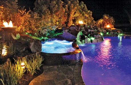 7._Swimming_Pool_Multicolor_LED_Lighting