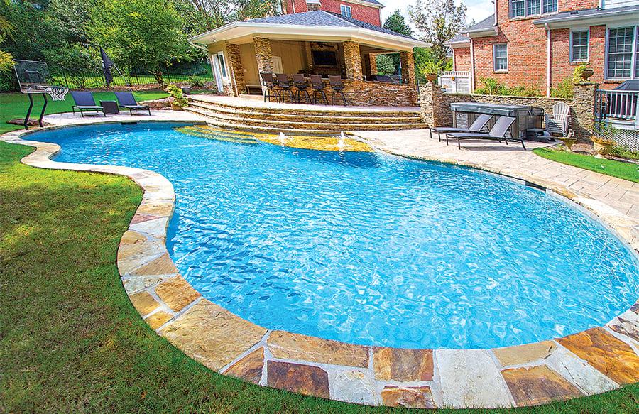 random-cut-flagstone-pool-coping