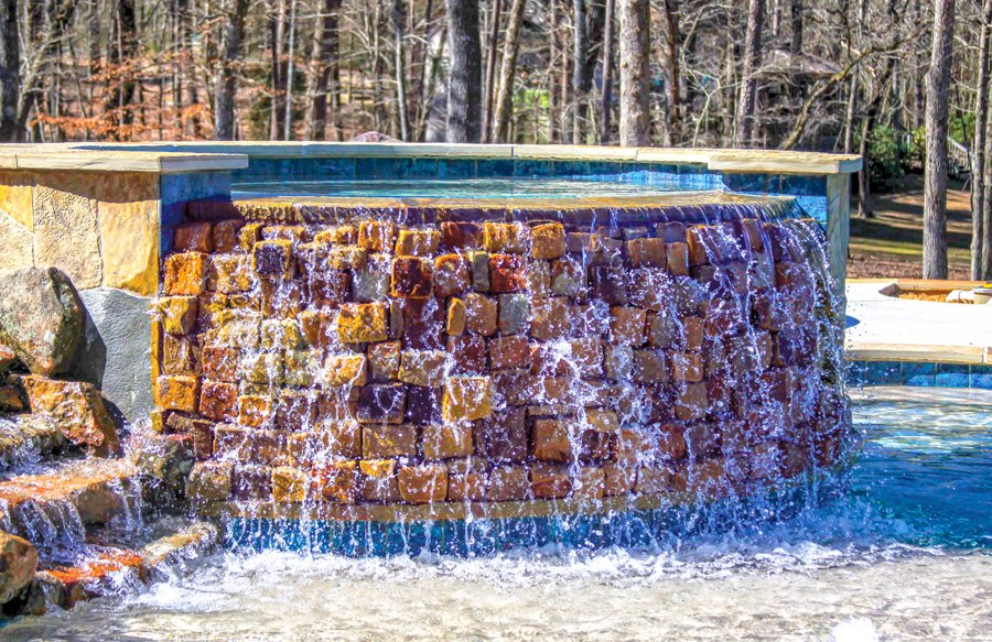 tall-spa-with-wide-stonescaped-spillway